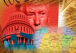 شیوع کرونا در آمریکا میزان ناکارآمدی فدرالیسم تحت رهبری تمامیتخواهانه را عیان کرد