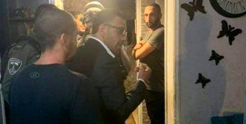 نیروهای اسرائیلی، استاندار قدس و چند مقام فتح را بازداشت کردند +عکس