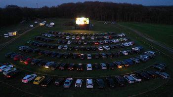 دو فیلم دیگر هم به «سینما ماشین» رسیدند