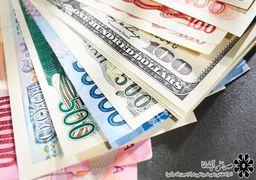 قیمت دلار، یورو و سایر ارزها امروز یکشنبه ۹۸/۳/۱۹ | شیب کاهشی نرخها تندتر شد