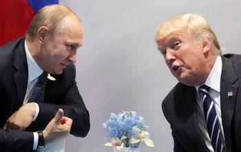 پیام ترامپ درباره هماهنگی اطلاعاتی با پوتین