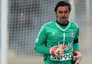 اموال فوتبالیست مشهور ایران توقیف شد