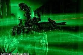 تولید اسلحه ای با قابلیت صدای بلند و نور کور کننده!