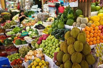 قیمت انواع میوه و تره بار در تهران، امروز ۲۰ شهریور ۹۹