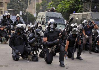 ۶ تن از اعضای جنبش اخوان المسلمین در مصر کشته شدند