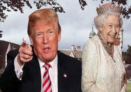 ترامپ با انگلیس میرود