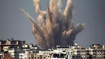 انفجارهای شدید غزه را لرزاند