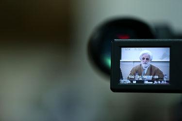 حضور معاون اول قوه قضاییه در اتاق بازرگانی ایران