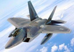 رویارویی جنگنده های روسیه و آمریکا در آسمان سوریه