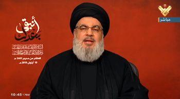 حسن نصرالله: هر جنگی علیه ایران به معنای پایان اسرائیل خواهد بود