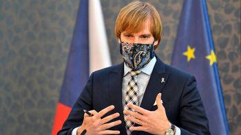 استعفای وزیر بهداشت یک کشور در اوج کرونا