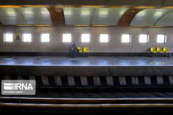مسافرگیری از ایستگاه متروی بسیج تا اطلاع ثانوی انجام نمیشود