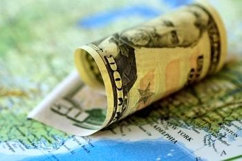 دلار بازهم سقوط کرد