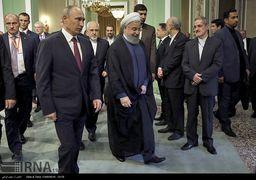 پوتین: همکاری ما با ایران به ویژه در مسأله سوریه بسیار مثمرثمر جریان دارد