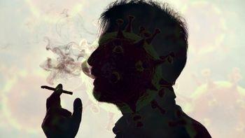 ادعای عجیب دانشمندان در مورد اثر کرونا بر روی سیگاری ها