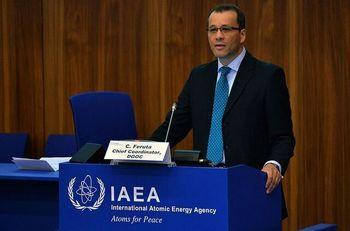 مدیر جدید آژانس: همچنان بر همکاری کامل ایران درباره اجرای برجام تاکید دارم
