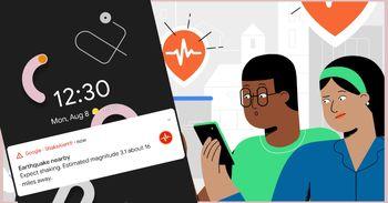 گوگل؛ پیشبینی زلزله را به تلفنهای هوشمند میآورد