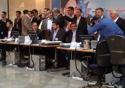 تلاش اصولگرایان برای رد صلاحیت احمدی نژاد