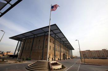 تعلیق تعطیلی سفارت آمریکا در بغداد