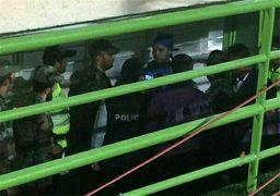 دستگیری دختران دراستادیوم ها چه زمانی به پایان می رسد؟ +عکس