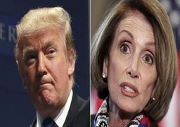 حمله بیادبانه ترامپ به رئیس کنگره