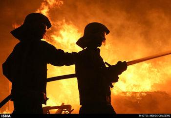 620 لیتر اسید در خمینی شهر منفجر شد
