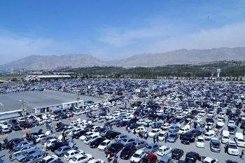 آخرین تحولات بازار خودروی پایتخت؛ سمند EF7 به 94 میلیون تومان رسید+جدول