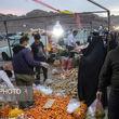 جمعه بازار قم در شرایط کرونایی+تصاویر