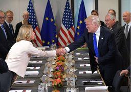 خط قرمز برجامی اروپا در برابر ترامپ