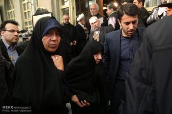 نقل مکان خانواده آیت الله هاشمی رفسنجانی به منزل جدید