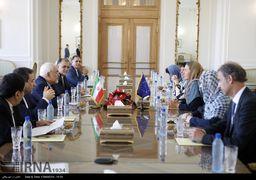 اعتراض برجامی ظریف به موگرینی / بیانیه مشترک اروپا و آمریکا اشتباه بود