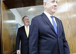 دومین تماس تلفنی نتانیاهو با وزیر خارجه آمریکا طی 2 روز اخیر