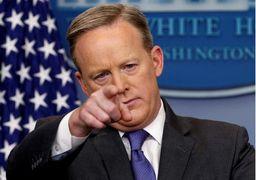 سخنگوی جنجالی کاخ سفید استعفا کرد