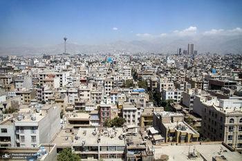 نرخ مسکن در مناطق مختلف تهران+ جدول