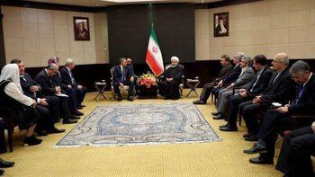 روحانی: طی سالهای اخیر شاهد ارتقاء سطح همه جانبه مناسبات ایران و روسیه بودهایم