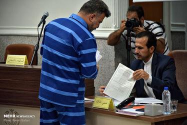 سیزدهمین جلسه رسیدگی به اتهامات متهمان پرونده شرکت پدیده