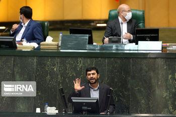 مجلس به مدرس خیابانی اعتماد نکرد /140 رأی منفی در سبد وزیر پیشنهادی صمت
