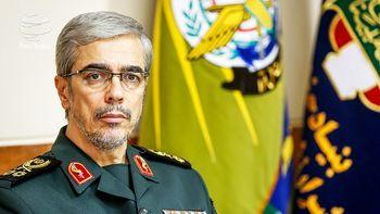 رئیس ستادکل نیروهای مسلح: پاسخ ایران غیرقابل تصور است