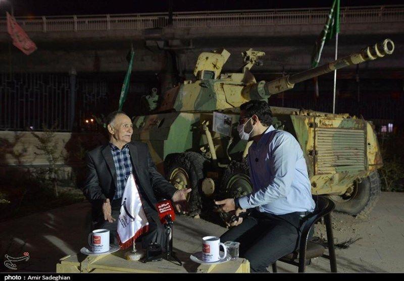 گفتوگوی خواندنی تسنیم با شکارچی تانکهای عراقی/ رزمندهای که هر 5 دقیقه 9 تانک را منهدم میکرد+ فیلم