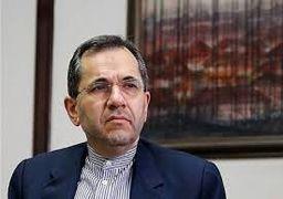سیگنال برجامی روانچی: اروپایی ها از صبر ایران استفاده نکردند