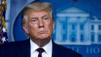 برگ برنده ترامپ در انتخابات لو رفت
