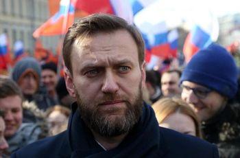 رهبر اپوزیسیون روسیه بازداشت شد