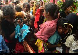 میانمار به محموله کمکهای ایران اجازه ورود نداد