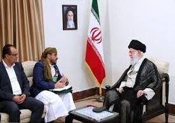 جزئیات دیدار رهبری با اعضای انصارالله یمن