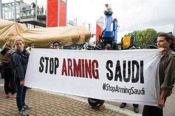 درخواست اروپا برای تحریم عربستان