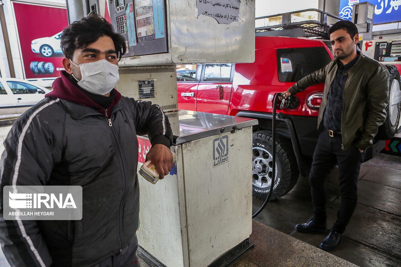 افزایش قیمت بنزین تکذیب شد