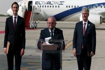 موضع گیری خصمانه مقام اسرائیلی علیه ایران در فرودگاه ابوظبی