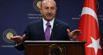 ترکیه: توافق با آمریکا به معنای آتشبس نیست